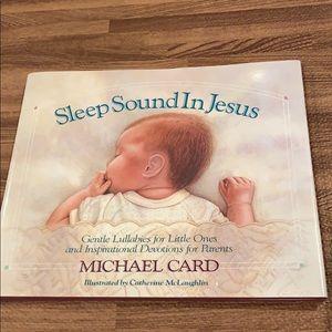 Sleep Sound In Jesus 1990 Book